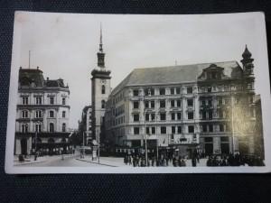 náhled knihy - Brno-náměstí Svobody,kostel sv.Jakuba