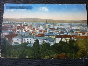 náhled knihy - Brno se Špilberku