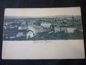 náhled knihy - Gruss aus Brunn