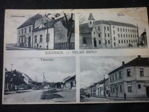 náhled knihy - Židenice-velké Brno