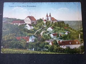 náhled knihy - Vranov u Brna(Mor.Švýcarsko)