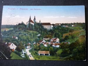 náhled knihy - Pozdrav z Vranova.Mor.Švýcarsko
