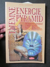náhled knihy - Tajemné energie pyramid. Zkušenosti generací a příklady pro praktické použití