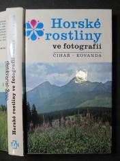 náhled knihy - Horské rostliny ve fotografii
