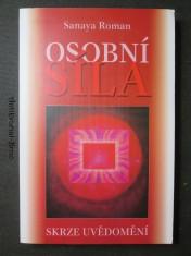 náhled knihy - Osobní síla skrze uvědomění