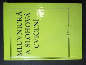 náhled knihy - Mluvnická a slohová cvičení