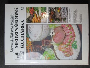 náhled knihy - Mezinárodná kuchárka