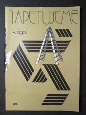 náhled knihy - Tapetujeme