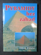 náhled knihy - Pyramidy bez záhad 1