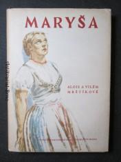 náhled knihy - Maryša : drama o pěti jednáních : děj na moravské dědině