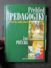 náhled knihy - Přehled pedagogiky : úvod do studia oboru