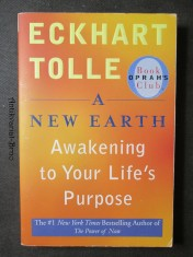náhled knihy - A new earth awakening to your lifes purpose