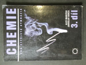 náhled knihy - Chemie po čtyřletá gymnázia 3. díl