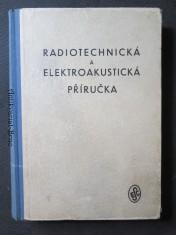 náhled knihy - Radiotechnická a elektroakustická příručka