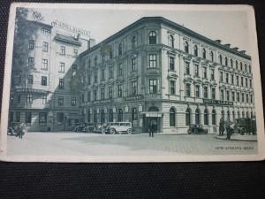 náhled knihy - Hotel Slavia Brno