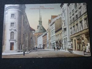 náhled knihy - Brno. Jesuitská ulice s kostelem sv.Jakuba