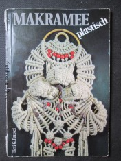náhled knihy - Makramee plastisch