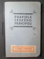náhled knihy - Pravidla českého pravopisu s abecedním seznamem slov a tvarů