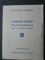 náhled knihy - Z dějin české statečnosti. Naše vojenská tradice