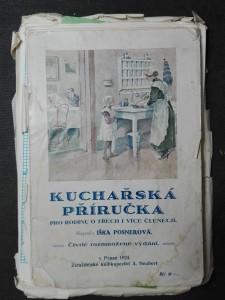 náhled knihy - Kuchařská příručka pro rodinu o třech i více členech