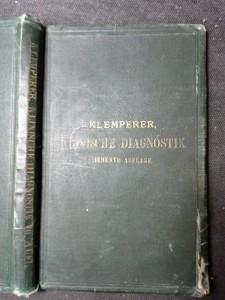 náhled knihy - Grundriss der Klinischen Diagnostik