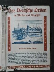 náhled knihy - Der Deutsche Orden im Werden und Vergehen. Nach den Quellen erzählt von Wilhelm Kotzde.