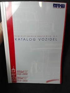 náhled knihy - Katalog vozidel