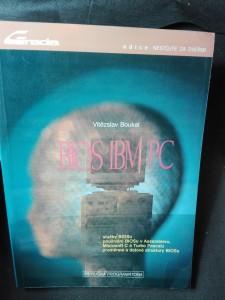 náhled knihy - BIOS IBM PC - příručka programátora