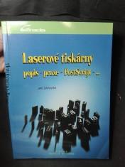 náhled knihy - Laserové tiskárny. Popis - praxe - PostScript