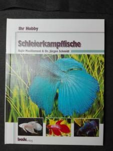 náhled knihy -  Ihr Hobby, Schleierkampffische,