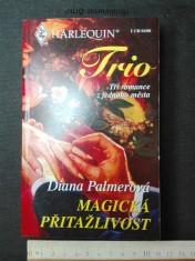 náhled knihy - Magická přitažlivost