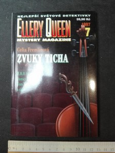 náhled knihy - Ellery Queen Mystery Magazine 7/97