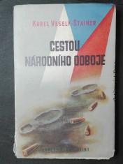 náhled knihy - Cestou národního odboje