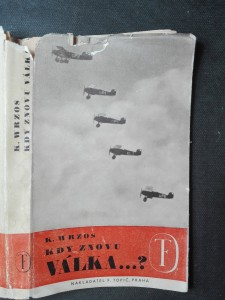 náhled knihy - Kdy znovu válka...?