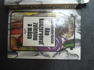 náhled knihy - Ako konzervovať zeleninu a mäso