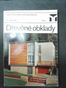 náhled knihy - Dřevěné obklady