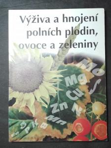 náhled knihy - Výživa a hnojení polních plodin, ovoce a zeleniny