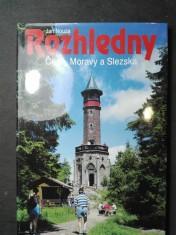 náhled knihy - Rozhledny Čech, Moravy a Slezska