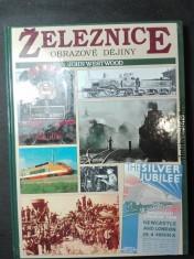 náhled knihy - Železnice - obrazové dějiny