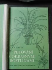 náhled knihy - Putování s okrasnými rostlinami