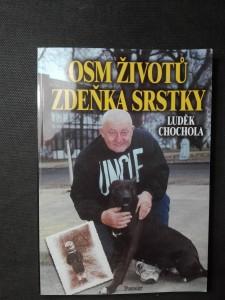 náhled knihy - Osm životů Zdeňka Srstky