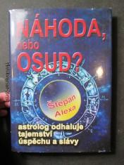 náhled knihy - Náhoda, nebo osud?