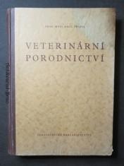 náhled knihy - Veterinární porodnictví