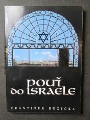 náhled knihy - Fragmenty israelské. Pouť do Svaté země - březen 1994- v reportáži Pouť do Israele