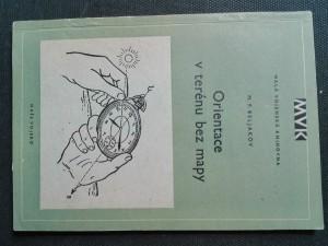 náhled knihy - Orientace v terénu bez mapy