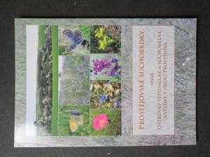 náhled knihy - Prostějovské Suchobrdky aneb Ostrůvky teplomilné a suchomilné květiny v okolí Prostějova