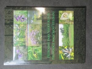 náhled knihy - Přírodní park Velký Kosíř. Průvodce naučnou stezkou
