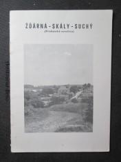 náhled knihy - Žďárná - Skály - Suchý (Drahanská vysočina)