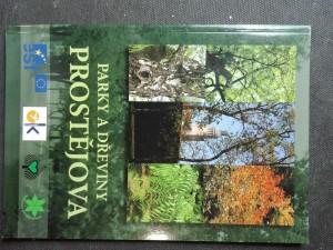 náhled knihy - Parky a dřeviny Prostějova