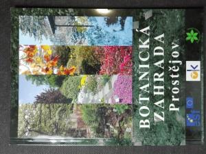 náhled knihy - Botanická zahrada Prostějov